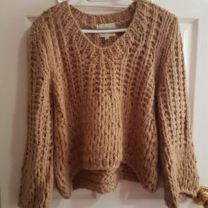 Anthropologie Moon River Knit